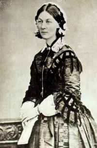 Florence Nightingale, 1856